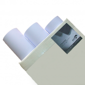 archiTAB Uncoated Plain CAD Paper - 24in x 4 - 610mm x 50m - 80gsm