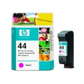 Hewlett Packard No.44 Ink Cartridge Magenta - 42ml - Cartridge - 42ml