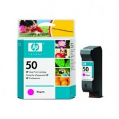No.50 Ink Cartridge Magenta - 42ml