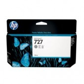 Hewlett Packard No. 727 Ink Cartridge Grey - 130ml