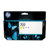 Hewlett Packard No. 727 Ink Cartridge Yellow - 130ml