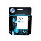 Hewlett Packard No. 727 Ink Cartridge Cyan - 40ml
