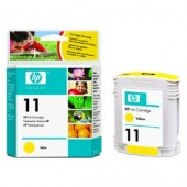 Hewlett Packard No.11 Ink Cartridge Yellow - 28ml - Cartridge - 28ml