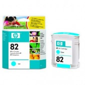 Hewlett Packard No.82 Dye Ink Cartridge Cyan - 69ml - Cartridge - 69ml