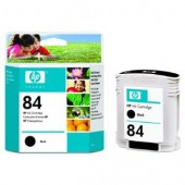 Hewlett Packard No.84 Ink Cartridge Black - 69ml - Cartridge - 69ml