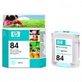Hewlett Packard No.84 Ink Cartridge Light Cyan - 69ml - Cartridge - 69ml