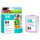 Hewlett Packard No.84 Ink Cartridge Light Magenta - 69ml - Cartridge - 69ml