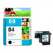 Hewlett Packard No.84 Ink Printhead - Black - Printhead