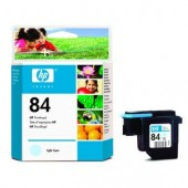 Hewlett Packard No.84 Ink Printhead - Light Cyan - Printhead