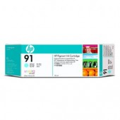 Hewlett Packard No.91 Ink Cartridge Light Cyan - 775ml - Cartridge - 775ml
