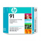 Hewlett Packard No.91 Maintenance Cartridge - Cartridge