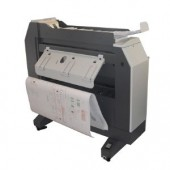 GERA Butterfly Extra Large Format Folder - for Designjet 4520/T7100 series