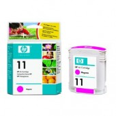Hewlett Packard No.11 Ink Cartridge Magenta - 28ml - Cartridge - 28ml