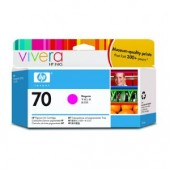 Hewlett Packard No.70 Ink Cartridge Magenta - 130ml - Cartridge - 130ml