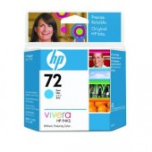Hewlett Packard No.72 Ink Cartridge Cyan - 69ml - Cartridge - 69ml