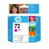 Hewlett Packard No.72 Ink Cartridge Magenta - 69ml - Cartridge - 69ml