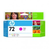 Hewlett Packard No.72 Ink Cartridge Magenta - 130ml - Cartridge - 130ml