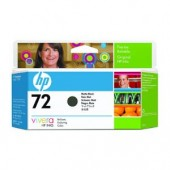 Hewlett Packard No.72 Ink Cartridge Matte Black - 130ml - Cartridge - 130ml