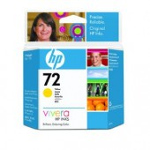 Hewlett Packard No.72 Ink Cartridge Yellow - 69ml - Cartridge - 69ml