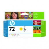 Hewlett Packard No.72 Ink Cartridge Yellow - 130ml - Cartridge - 130ml